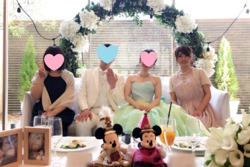 幸せになる!って決めて行動したからこそ、今がある!結婚式にお招きいただきました♪