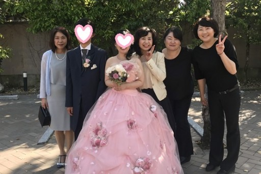 2人のピュアな気持ちが伝わってくる、素敵な結婚式でした♪