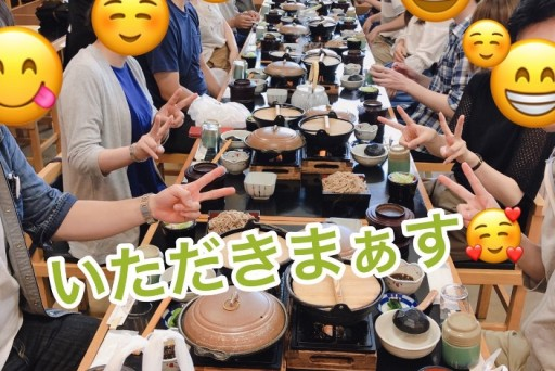 6/29(土)信州そばらんち&鯛焼き作り&さくらんぼ狩り♪結果報告