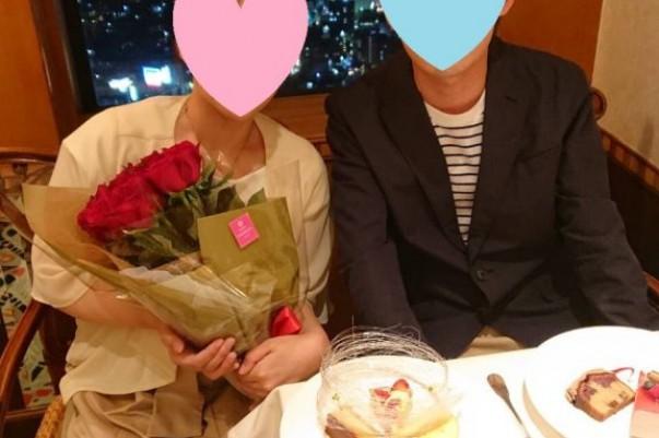 幸せ成婚報告いただきました♪恋旅企画の会員さん入会4カ月でご成婚♡