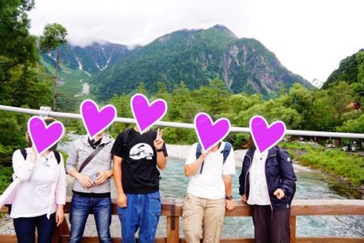 7/21恋するバスツアー♪上高地ハイキング結果報告です(^^)
