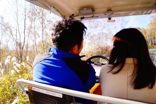 11月2日「高原野菜チーズ焼きランチとチーズ作り体験&紅葉カート乗車」結果報告