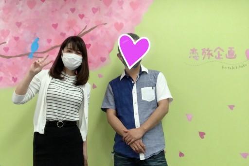 【幸せ成婚報告】40歳男性、恋する1泊♡横浜ツアーでの出逢いでご成婚です♪