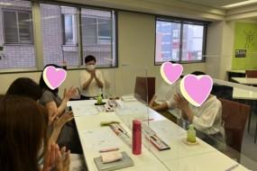 アートセラピーセミナー&お茶会を開催しました(*^^*)